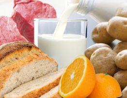 nutriční hodnoty potravin